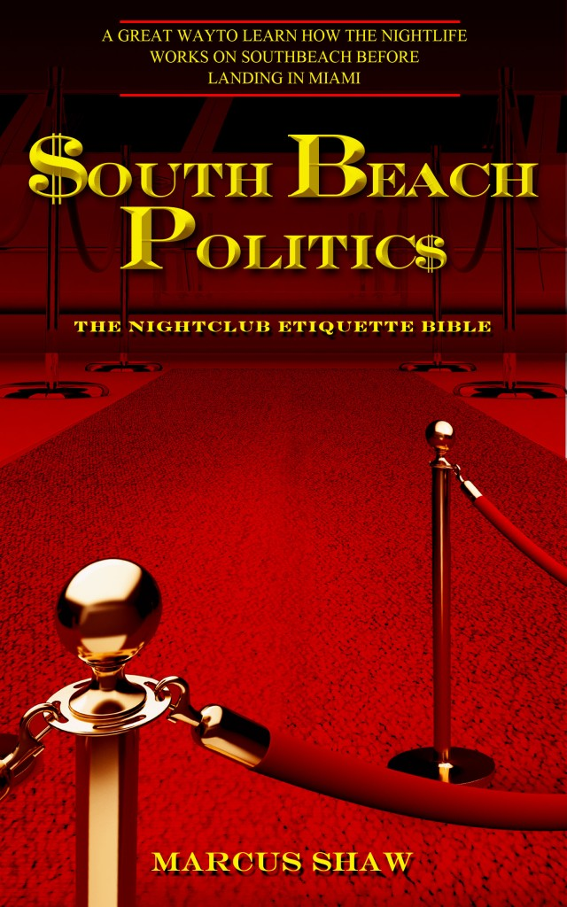 South Beach Book Cover
